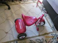 I am selling bike like new red . asking 40 $ OBO