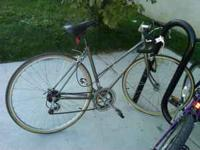 I have a Bike that im selling. It is a 26 inch Schwinn