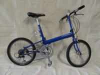 Bike Friday Folding Mountain Bike -Hand built in Oregon