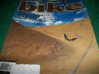 Bike magazine, November/ December, 1998,Photo Annual