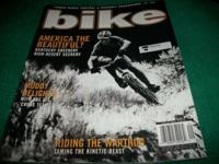 Bike magazine September 1999,Vancouver to Chile,,Common