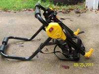 Never used bike rack for your car. Email or call