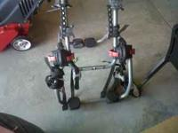 Bike Rack for sale $100 OBO  Prefer text Location: