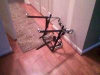 allen spare tire bike rack holds 3 bikes n fits on
