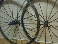 Mavic ksyrium SSC. Very light wheel set asking $350. .