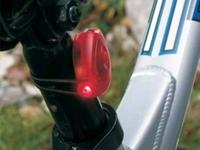 These BIKE SAFETY LIGHTS are a safe and convenient way