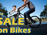 BIKE BLOWOUT SALE GOING ON NOW !!!!