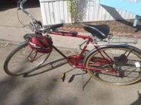 for sale bike schwinn new tires helmet lights bonb for