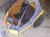 Bik trailer for sale. It's a older verison, but has