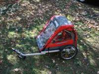 Master Cycle bike trailer. The perfect way to bring the