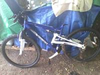 i have a mountain bike i orignally paid 170 for it is a
