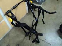 SPEEDSTER SHUTTLE TRUNK BIKE RACK--NEW $25  Location: