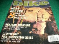 Bike magazine, August 1998,Revolutionize your Bike for