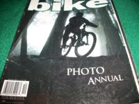 Bike magazine Nov./Dec. 1999,photo Annual,Vancouver to