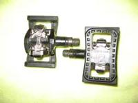 Call  (No Emails) Shimano SPD Pedals - $10.00