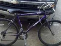I have three bikes for sales.. one older mountain bike