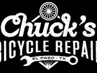 Chuck's Bike Repair. -LRB-915-RRB-791-2006. 700 E.