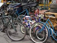 BIKES! STARTING AT $25! SEE PHOTOS AND TEXT OR EMAIL