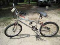 variety of bikes for sale starting at $15 up to $40.00