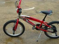 "One 20"" boys bike $ 25.00 One 16"" schwinn girls bike $"