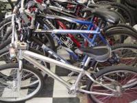 Bikes, Bikes, and more Bikes. Mens, ladies,