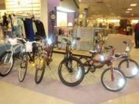 BIKES FOR THE ENTIRE FAMILY... TIRES, ACCESSORIES, NEW