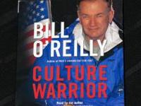 NEW Bill O'Reilly 5 CDs Culture Warrior enjoy 6 hours