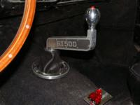 Designed for 1965-70 Mustangs with manual transmissions