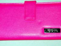 Like new - never used  - Bright pink - Kenneth Cole