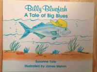 Brand New! Gift Quality! Billy Bluefish: A Tale of Big