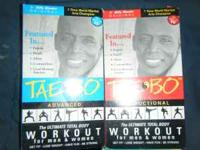 I HAVE 2 BILLY BLANKS WORKOUT VHS TAPES FOR SALE $10.00
