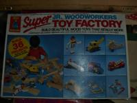 I have a vintage Billy Builder- Super Jr. Woodworkers