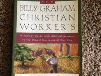 Billy Graham Christian Workers book in good condition.