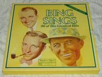 For sale is a opened 8 vinyl box set of 96 Bing Crosby