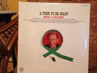 Sealed Bing Crosby Record Album For Sale. This ad was