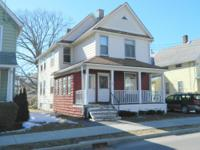 Spacious two family in Binghamton's First Ward offers