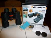 "For sale: Celestron ""UpClose"" Binoculars. model # 71144"