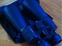 For sale binoculars bought these for hunting but they