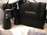 I HAVE THE OLYMPUS TROOPER 10X50 DPS I.... WIDE ANGLE