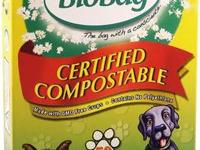 BioBag Dog Waste Bags are perfect for picking up after