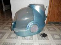 Bionaire Odor Grabber Litter Box... pure solutions for