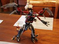 Lego Bionicle Special Limited Edition Set #10204 Vezon