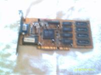 Biostar S3 Virge/dx 86c375 PCi Vga Card Mfr P/N