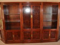 5-Piece Wall Unit Beautifully-crafted 5 piece birch