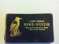 Bird Book Vintage extremely fraile book first three web
