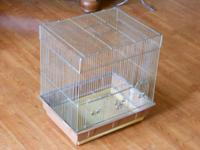 Im selling my bird cage for a good price. The size is
