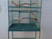 I have 1 Big Bird Cage for sale, in Great condition.