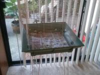 I Have nice Bird Cage with stand, Good for Love bird,