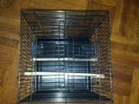 Hi, I'm selling a nice size bird (new)cage can be used
