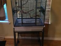 Selling Bird Cage, Carrier, and Toys for $300 OBO